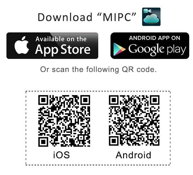 Download MIPC Software
