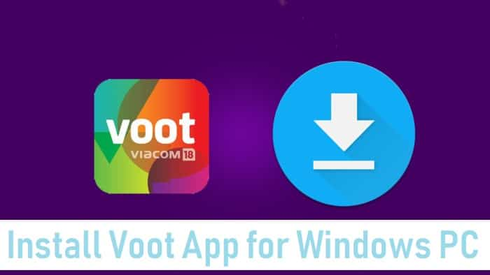 Set up Voot TV App