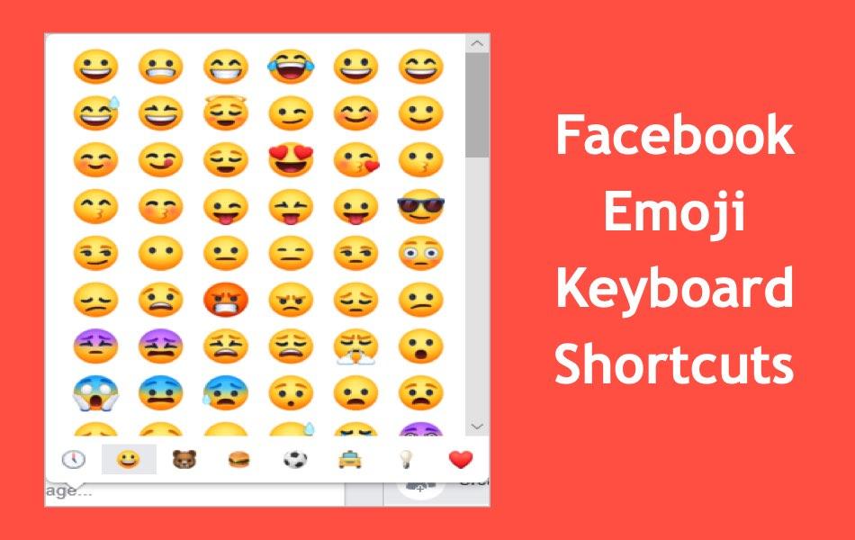 Emoji Keyboard Smileys for Fb on the wall