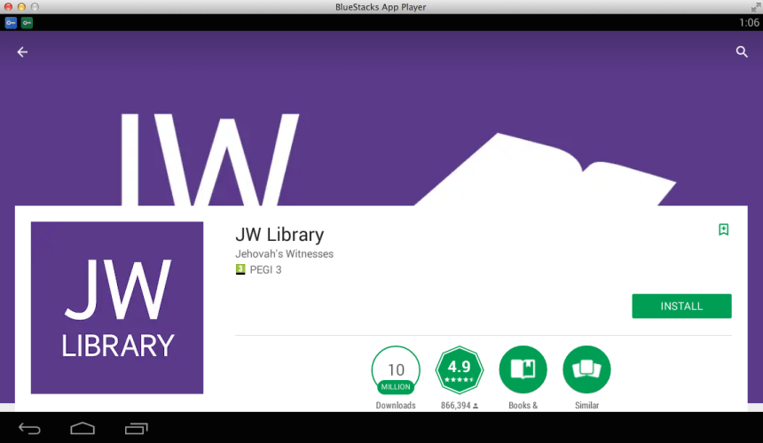 Jw Library app download
