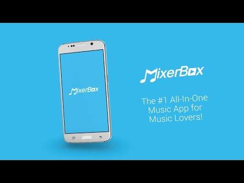 MixerBox Free Music App