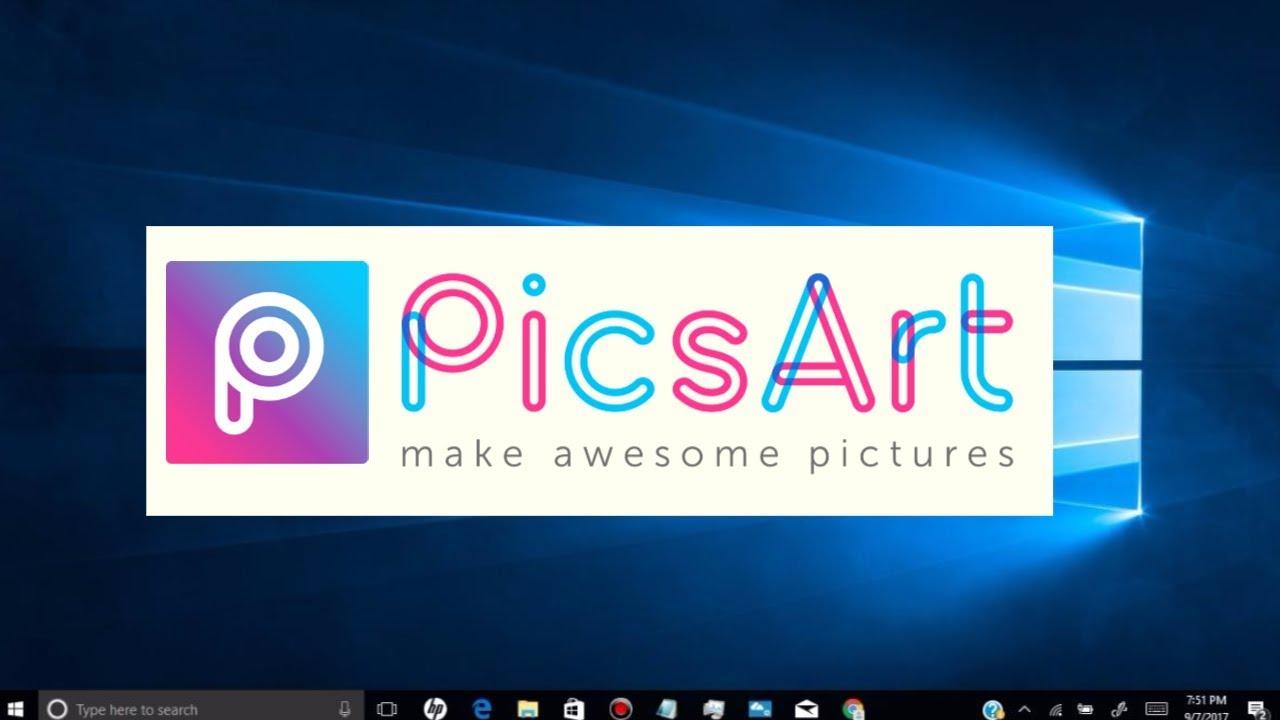 PicsArt App For PC