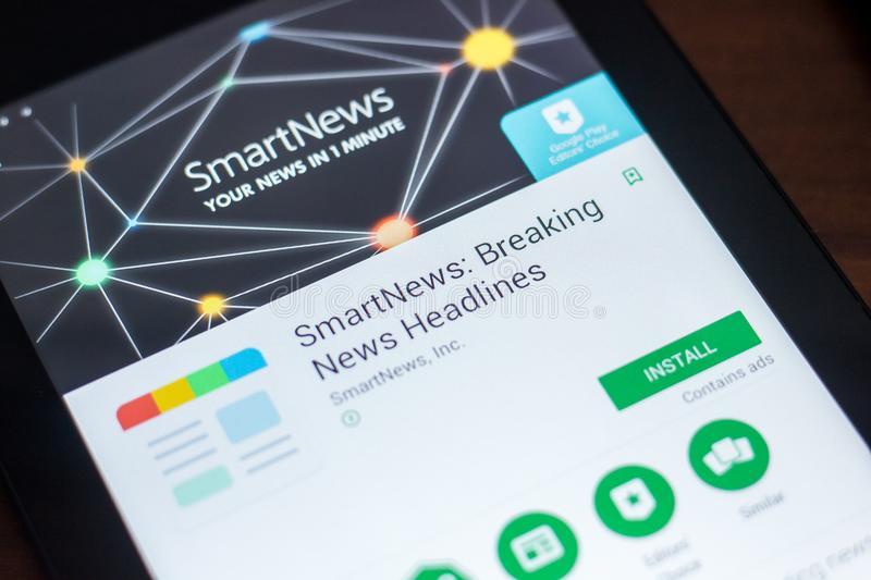Smart News Appfor laptop