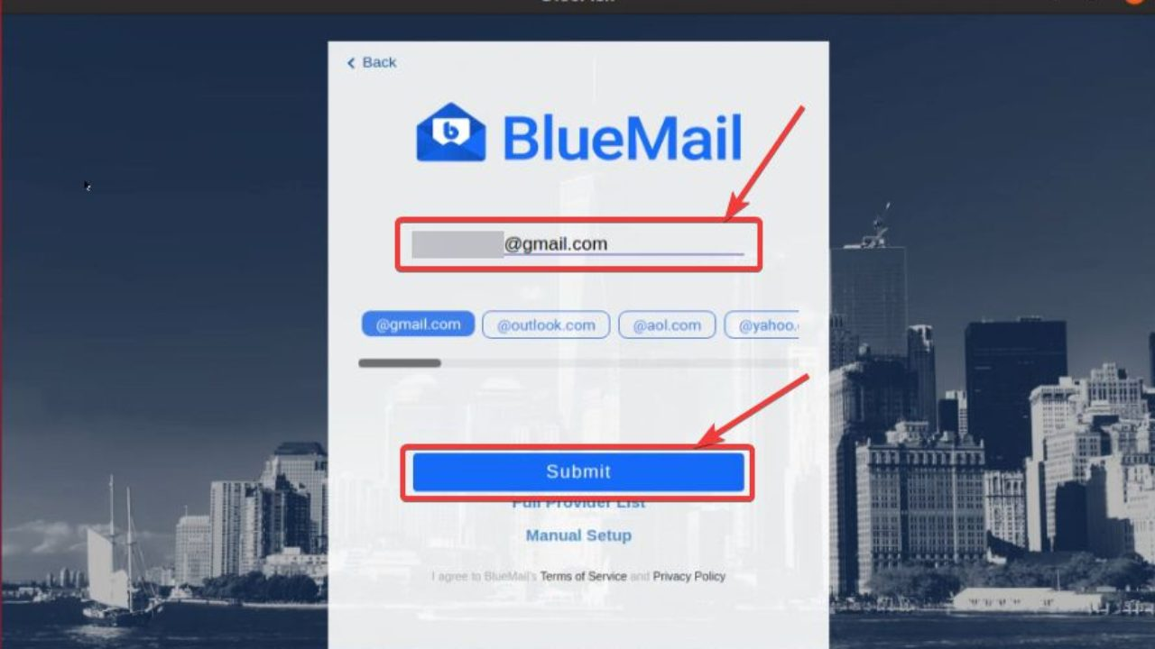 BlueMail for Home windows