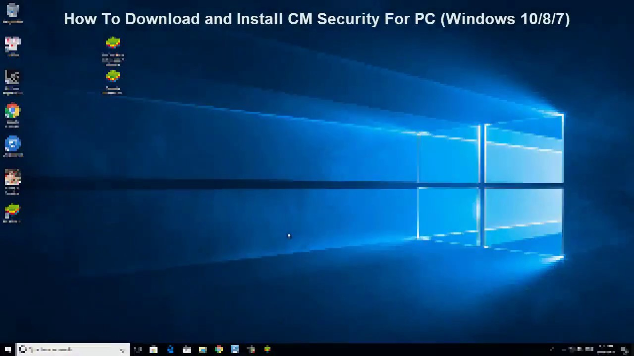 CM Security for PC Free Obtain