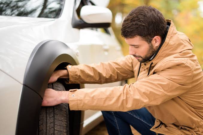 What are the steps to follow to make sure a car will clear the MOT test?