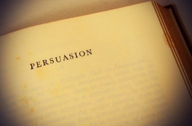 Persuasion is a skill that can improve your success in life.