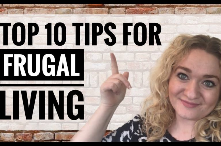 10 Tips on How to Start a Frugal Living