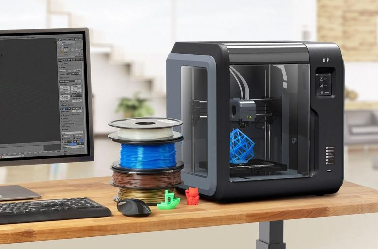 are the best 3D printers to use at home?